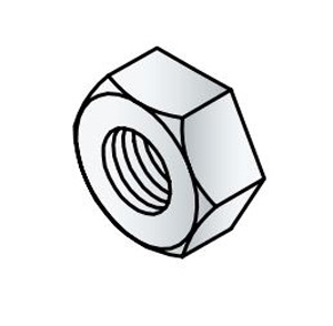 Kounis Metal Industries HEX NUT M10