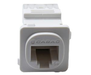 Cable AccessoriesJACK C5E K/110 FITS CLIPSAL W/P