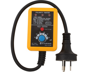 Cable Accessories POWER POINT ELCB/POLARITY TESTER