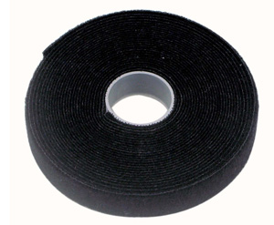 Cable Accessories CABLE TIES VELCRO 12MM X 50M BLACK