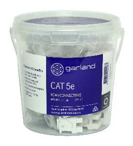 Madison TechnologyJACK CAT5E WHITE (TUB OF 50)