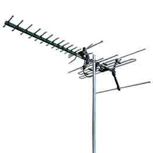 Match Master DIGITAL ANTENNA UHF/VHF