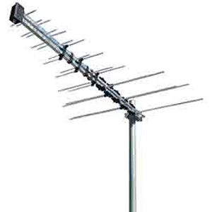 Match Master ANTENNA UHF/VHF'F' LOG PERI.5-12/28-69