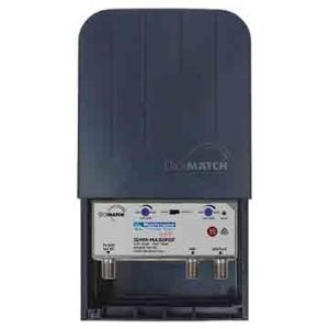 Match MasterAMPLIFIER DMATCH MASTHEAD UHF/VHF SW&P/S