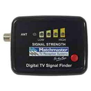 Match Master SIGNAL STRENGTH METER