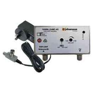 Match MasterAMP MASTHEAD UHF/VHF 24DB 4G FILT.&P/SUP