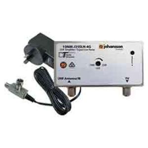 Match MasterAMP MASTHEAD UHF 25DB 4G FILTER&P/SUPPLY