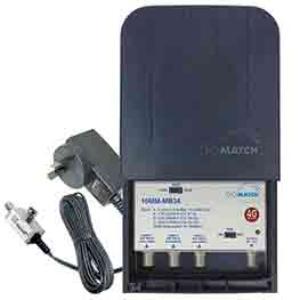 Match MasterBLOCK A&B&C UHF/VHF AMP WITH LTE FILT&PS