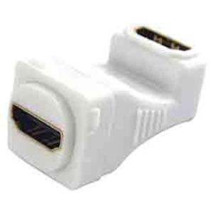 Match Master HDMI FEMALE RIGHT ANGLE INSERT