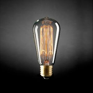 Mercator ClipperPEAR LAMP 25W INCANDESCENT E27