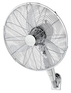 "Mercator Clipper ATLAS-W16R 16"" CH WALL FAN & REMOTE"