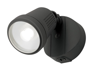 Mercator Clipper OTTO LED ALU.FLOOD 1X12W BLK 4K IP54