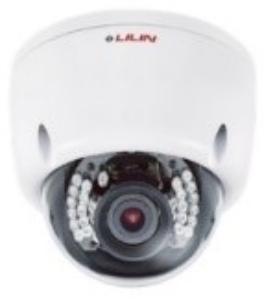 Lilin OUTDOOR HD 30M IR DOME DC12VPOE 4MM LES