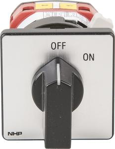 Elektra ISOLATOR SWITCH 1P OFF/ON HOLE MT.