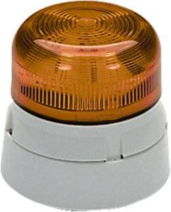 KlaxonXENON STROBE LIGHT 12/24VDC AMBER