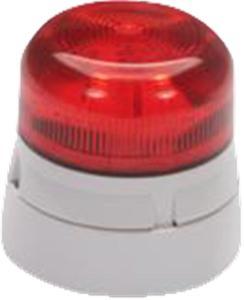 KlaxonFLASHGUARD LED BEACON 240V RED IP65