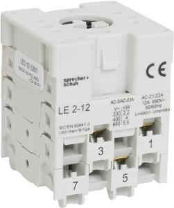 Sprecher & Schuh 3-POS SWITCH WITH OFF