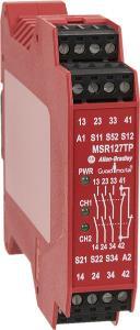 Allen BradleyMTAUR MSR127TP 24V 3NO1NC