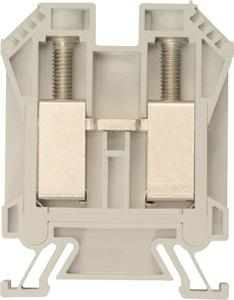 Picture of Sprecher & Schuh TERMINAL BLOCK THROUGH 35MM DIN MT GREY