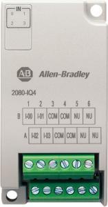 Allen BradleyDIGITAL INPUT 4 POINTS 12/24 VDC
