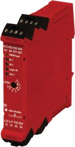 Allen BradleyGSR SI 24VDC 1/2NC/OSSD/SM-IN 2NO-SFTY