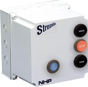 NHP ELECTRICALSTARTER REVERSING 11KW 415V AC CONTROL