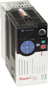 Allen BradleyPF525 400V IP20 2.3A 0.75kW ND/HD FRAMEA