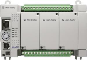 Allen BradleyPROGRAMABLE LOGIC CONTROLLER 24VDC