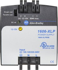 Allen Bradley POWER SUPPLY 240V-24V 95W