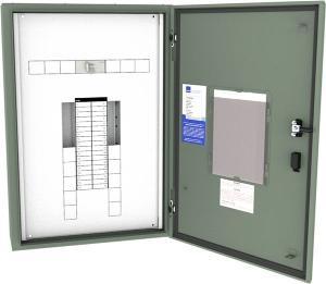 NHPC/PLUS P/B DIN-T 24W 160A MSW 3M-648MM G