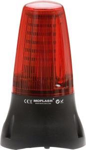 Moflash Warning LightsBEACON LED 240VA ST/FL RED