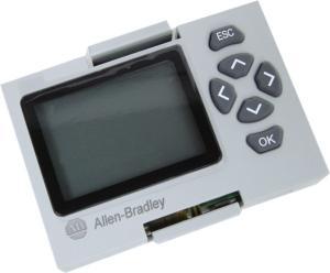 "Allen Bradley LCD DISPLAY AND KEYPAD 1.6"""