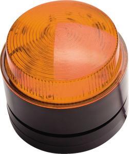 Moflash Warning LightsWARNING LIGHT IP67 10-100VDC AMBER 80SER