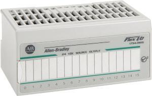 Allen Bradley16 POINT 24VDC OUT