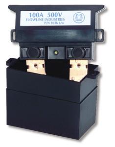 CircuitSERVICE FUSE 100A B/W
