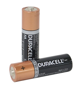 Duracell BATTERY AA SIZE BULK PACK COPPERTOP
