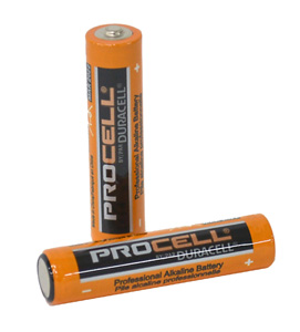 Duracell BATTERY AAA  SIZE BULK PACK PROCELL