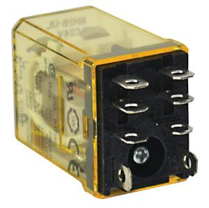 Idec IzumiRELAY MIDGET AC 24V 10A 2DPT WITH LIGHT