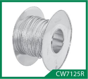 Omega CATENARY WIRE 7/125 100 MTRS ON REELS