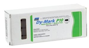 DYMARK MARKER PEN P10 PAINT BLACK