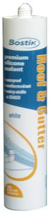 Bostik SILICONE ROOF & GUTTER WHITE 300ML