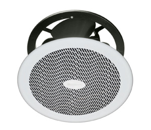Lenco MIDDYS CEILING EXHAUST FAN 200MM BB/MOT