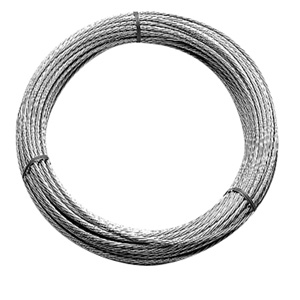Omega CATENARY WIRE 6/1.2 30 METRE COIL