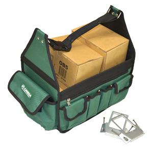OmegaSTUD BRACKET IN TOOL CARRY BAG PK100 GRN