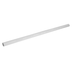 Omega HEATSHRINK 13MM - 6.4MM WHITE 4FT