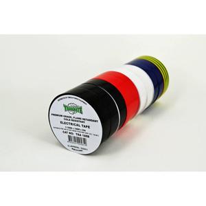 TrademateTAPE PVC 19MMx20MT.ROLL RAINB.PACK FL.RT