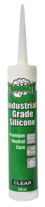 Trademate INDUSTRIAL GRADE CLEAR SILICON 300ML