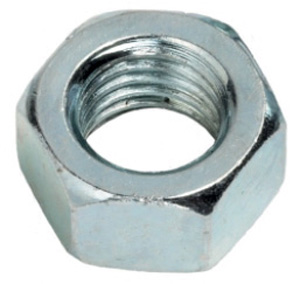 Trademate NUT HEX STEEL ZINC PLATED 5/32""