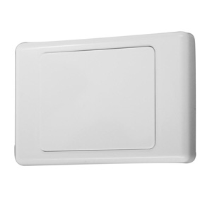 Laceys WALL PLATE PREMIUM BRUSH ENTRY