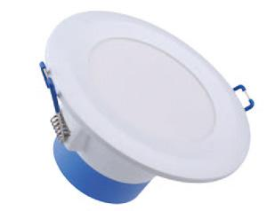 Philips Lighting DOWNLIGHT 10W LED TRI WH/CH TRIM